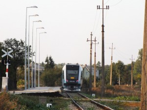 SA134-015 podąża w kierunku Lublina